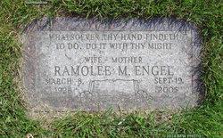 Ramolee M. Rae <i>Shannon</i> Engel