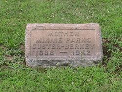 Minnie N <i>Parks</i> Custer-Berkey