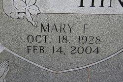 Mary I Hinton