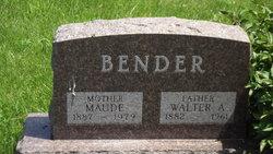 Walter A Bender