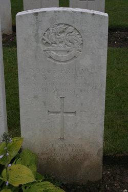 Private Arthur Ronald Bowditch