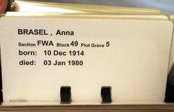 Anna Brasel