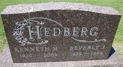 Kenneth Milton Hedberg
