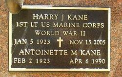 Antoinette Marie Kane