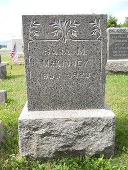 Sarah Martha Sadie McKinney