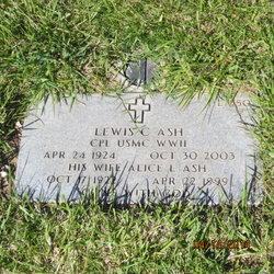 Corp Lewis Champ Ash