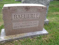 Rudolph Baeuerle