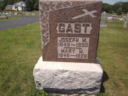 Joseph M Gast