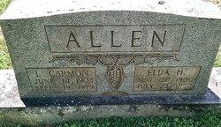 Elda <i>Haynes</i> Allen