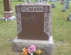 Alvina Emilie <i>Hallmann</i> Reimann