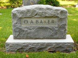 Addie Lu <i>Edwards</i> Baker