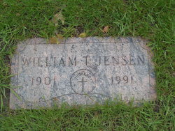 William Theodore Jensen
