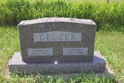 Esther Frieda <i>Odenbach</i> Delzer