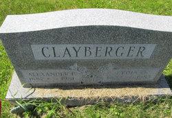Alexander F Clayberger