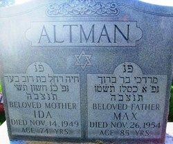 Max Altman