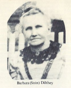 Barbara <i>Stein</i> Dilthey