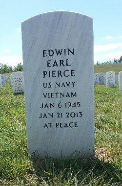 Edwin Earl Eddie Pierce