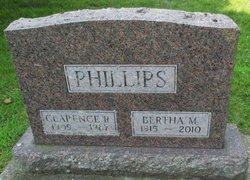 Clarence R. Phillips