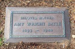 Amy <i>Wright</i> Bayle