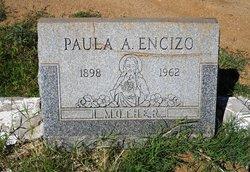 Mrs Paula A <i>Armendariz</i> Encizo