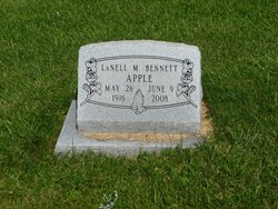 LaNell M. <i>Bennett</i> Apple