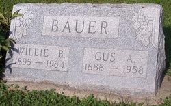 Gustav August Bauer