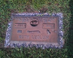 Emma Ruth Ludlum