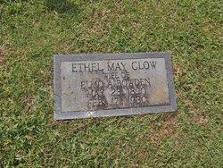 Ethel May <i>Clow</i> Bowden