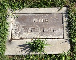 Theodore Ted Blehm