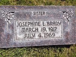 Josephine L. <i>Long</i> Brady