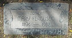 Mary Vie <i>Garvin</i> Ferguson