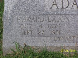 Howard Eaton Adams