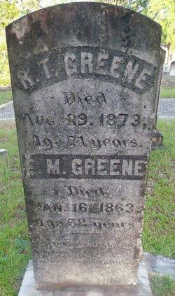 Elizabeth M. <i>Perry</i> Greene