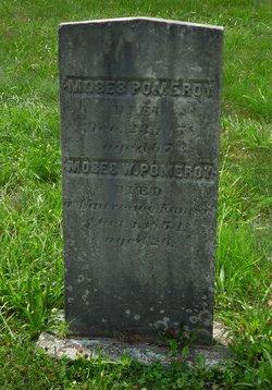 Moses W Pomeroy