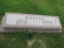 Alice R Morgan