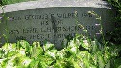 Effie G <i>Hartshorn</i> Wilber