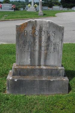 Cora Lee <i>Davis</i> Brooks
