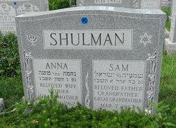 Anna Shulman
