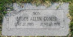 Bruce Allen Comer
