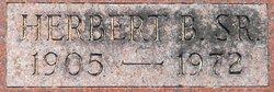 Herbert B. Hof, Sr