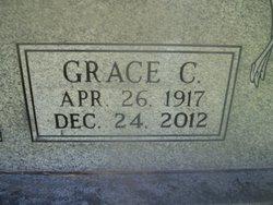 Grace Christine <i>Kamp</i> Bates