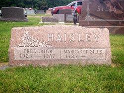 Frederick Haisley