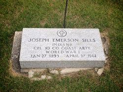 Joseph Emerson Sills