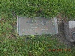 John D Jake Arthur