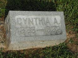 Cynthia Ann <i>Gaston</i> Clark