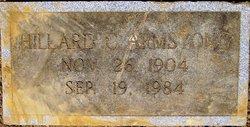 Hillard C Armstrong