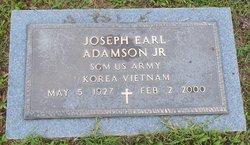 Joseph Earl Adamson, Jr