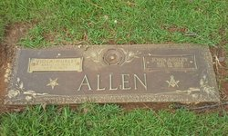 Viola Beatrice <i>Hurley</i> Allen