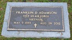 Franklin Delano Adamson