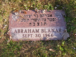 Abraham Blanar